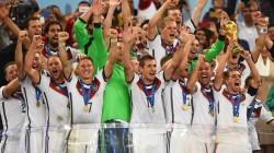 Team Germany World Cup Winners