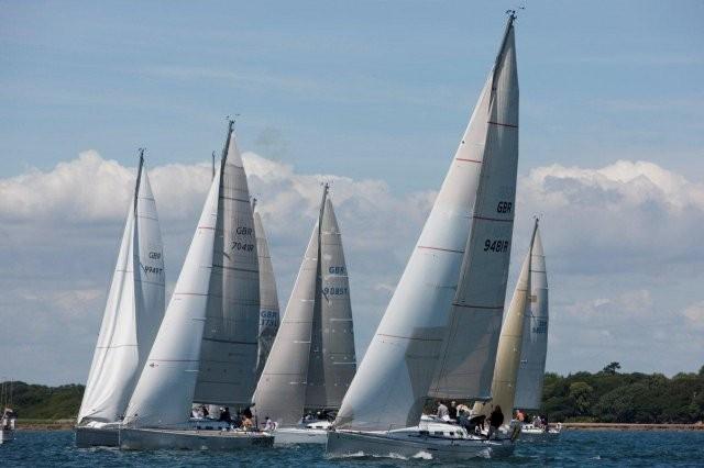 Sailing as a team activity