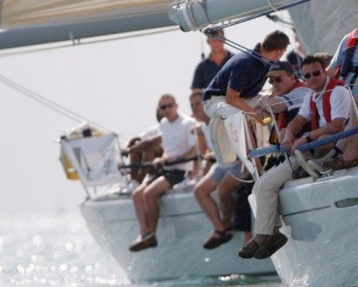 Is Sailing the Ultimate Team Activity?