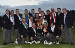 Team Europe at the Ryder Cup 2014