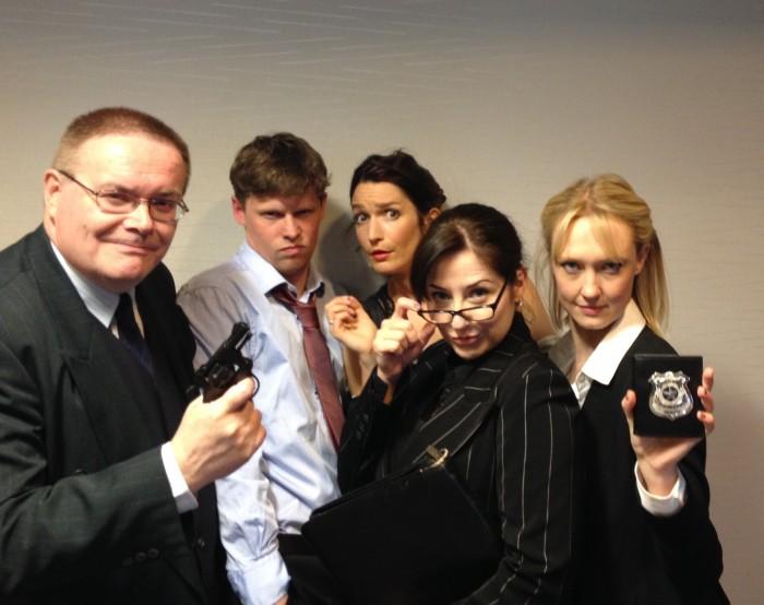 Bond Murder Mystery