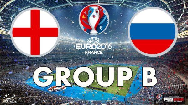 England Euro 3