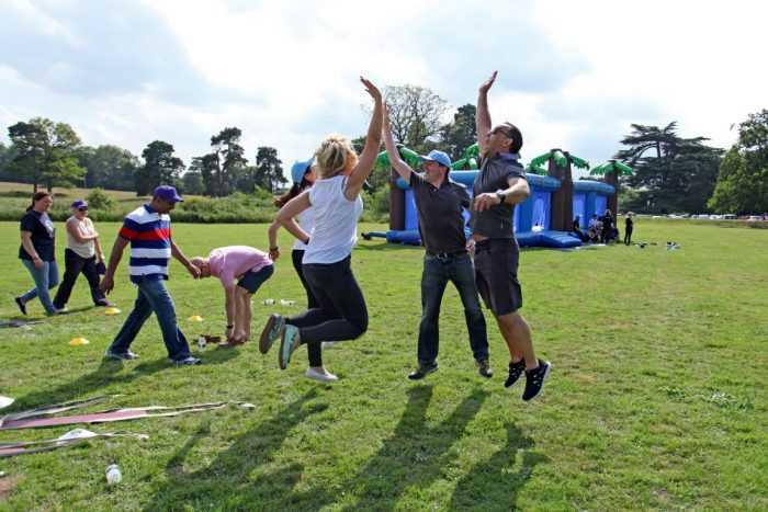 Top 5 Reasons For Teambuilding Team Building