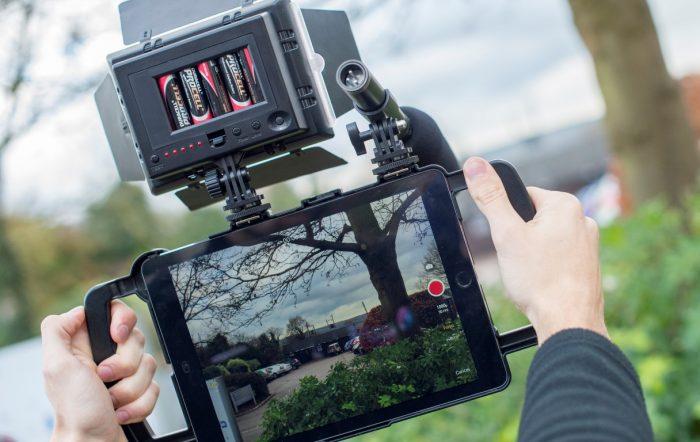 iPad Movie Making event